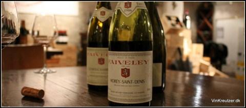 Faiveley Morey Saint Denis