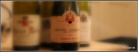 Griotte Chambertin Ponsot