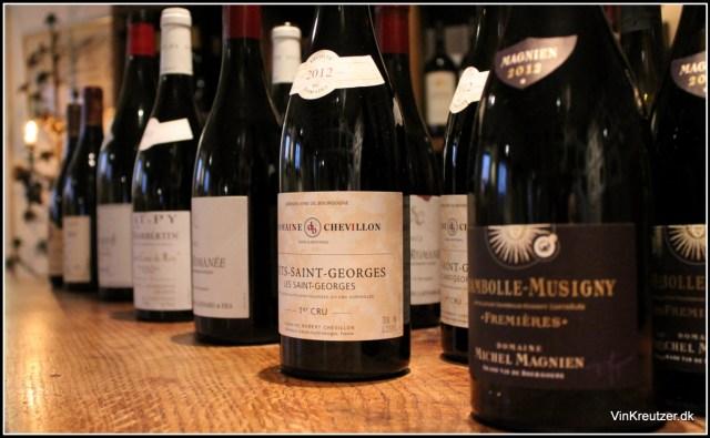 2012 Bourgogne hos Otto Suenson
