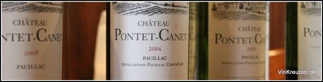 2004 Pontet Canet