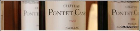2008 Pontet Canet
