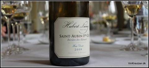 Saint Aubin 1 er Cru Lamy