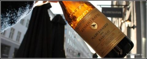 Barolo Ratti Philipson wine