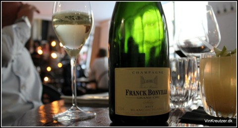 Franck Bonville Champagne
