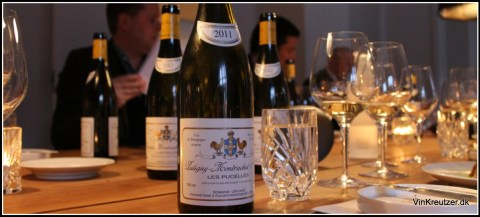 Leflaive Puligny Pucelles