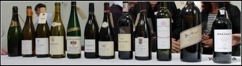 Der er så meget god vin, så vælg det du har lyst til