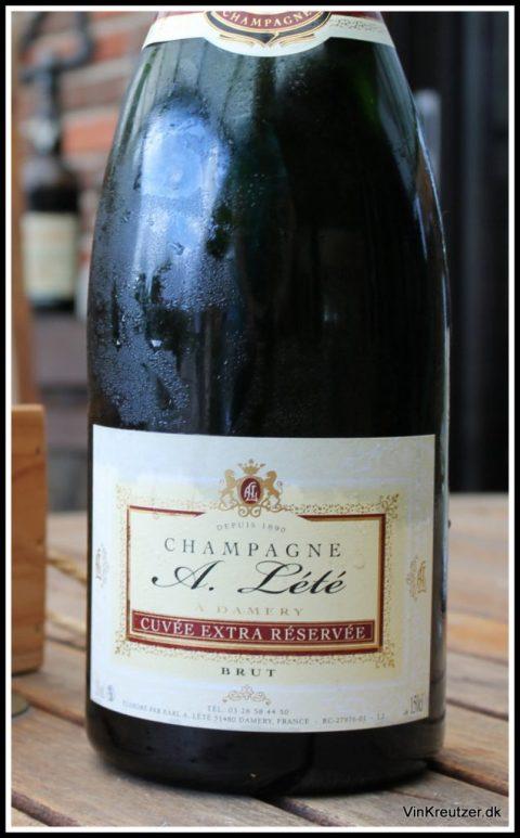 A Lete Champagne