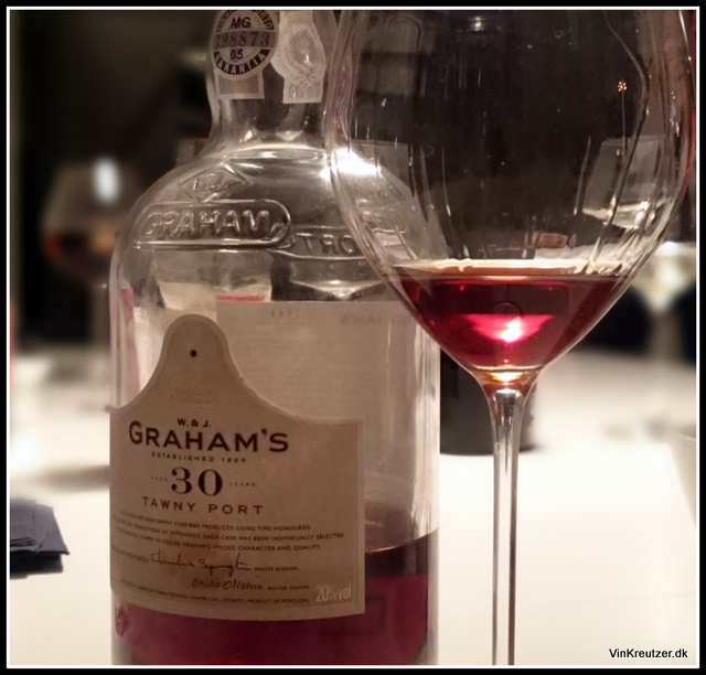 Grahams 30 Tawny Port
