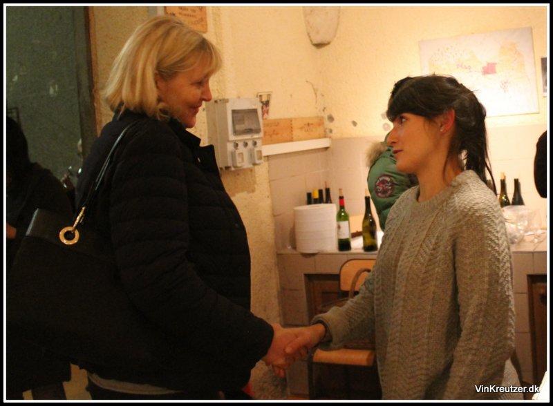 Evy Halling Anne-France Ramonet