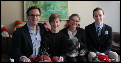 Frederik Kreutzer, Lucas Kreutzer, Ann-Toni Kreutzer, Philip Kreutzer