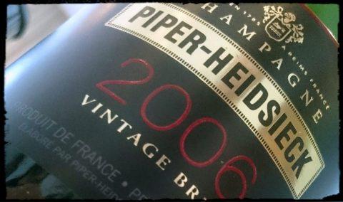 Vintage Champagne 2006