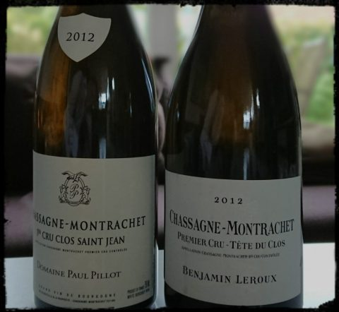 Chassagne Montrachet Paul Pillot Leroux