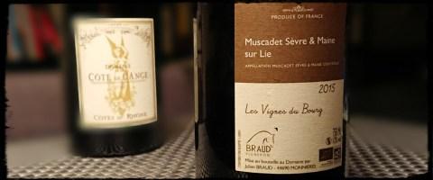 Muscadet hvidvin