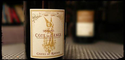 God flaske vin