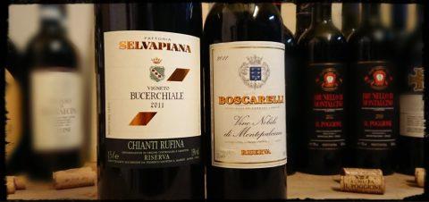 toscana vinsmagning