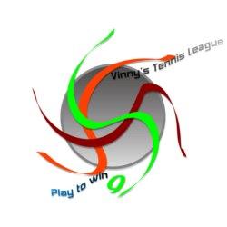 vinnys tennis league logo