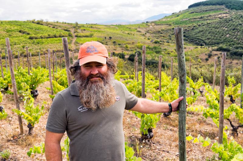 Raul Pérez, vigneron emblématique du Bierzo