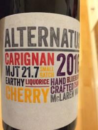 Carignan red wine variety