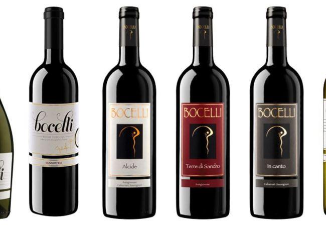 Wijn van Alberto en Andrea Bocelli, een bijzonder verhaal