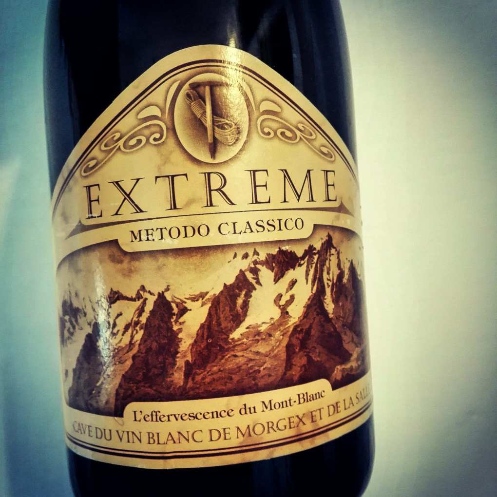 Cave Mont Blanc Extreme