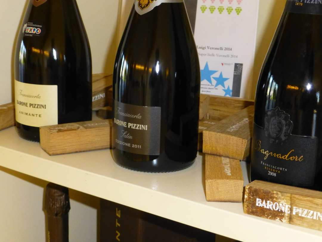 Bottiglie Barone Pizzini