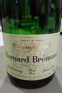 Champagne Bernard Brémont Rosé