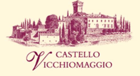 Logo Castello Vicchiomaggio