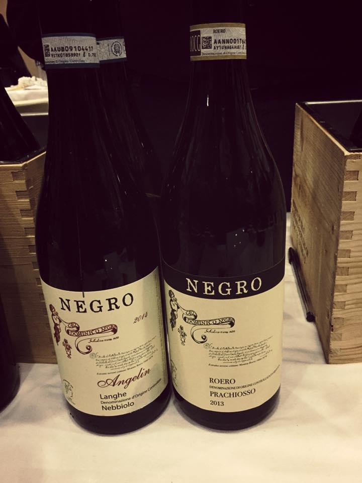 Negro Angelo vini a Terre d'Italia