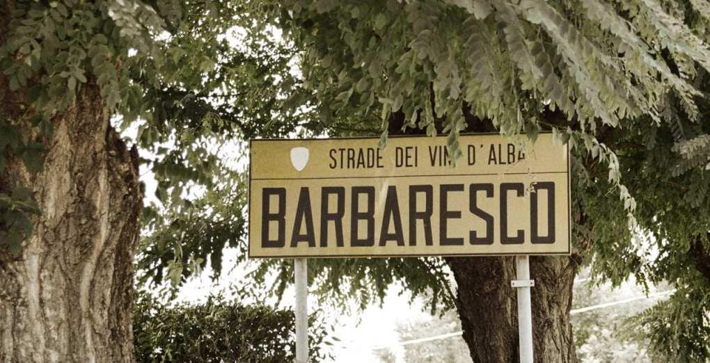 Strada del vino Barbaresco