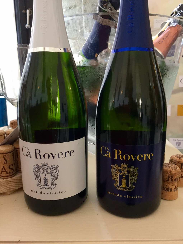 Cà Rovere vino e bollicine