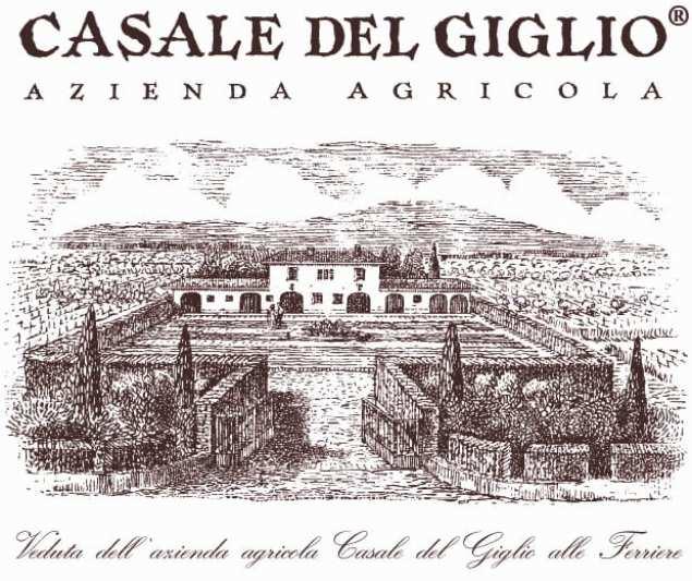 Logo Casale del Giglio