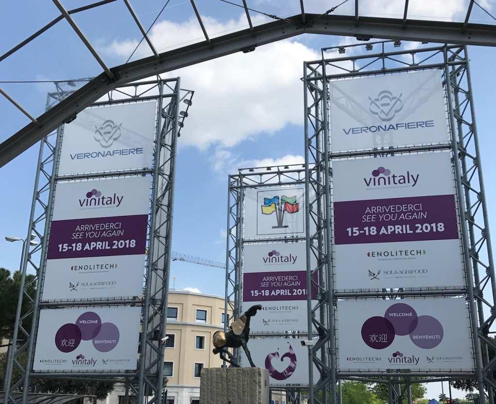 Annuncio Vinitaly 2018
