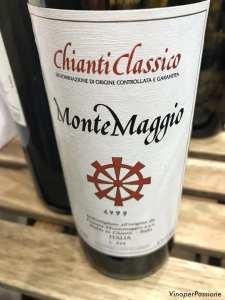 Chianti Classico Montemaggio 1999 al Vinitaly