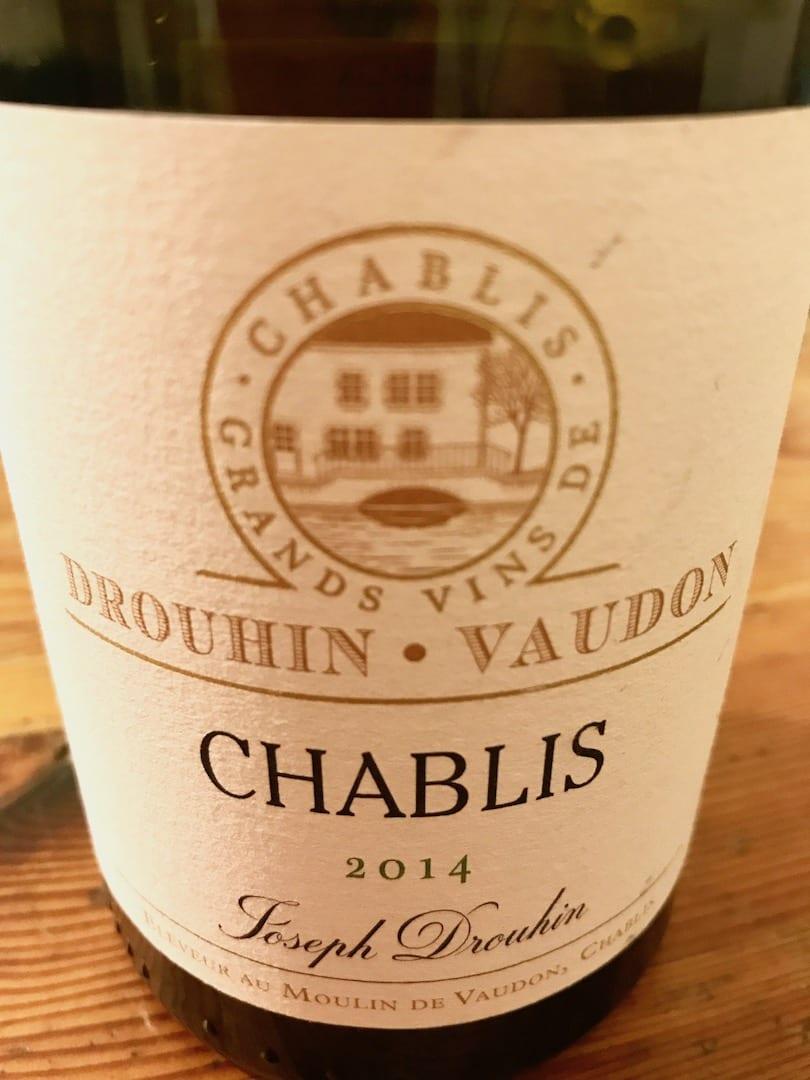 Chablis 2014 Joseph Drouhin Vaudon