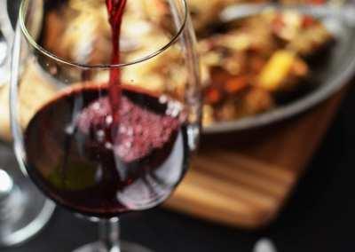 abbinamento cibo vino e degustazione