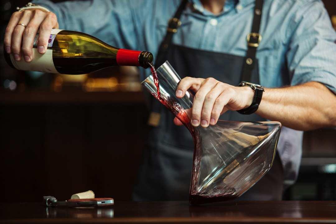 come aprire una bottiglia di vino