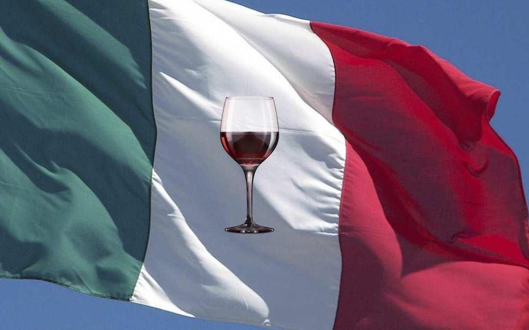 Vino italiano: ecco perchè l'Italia non ce la può fare!