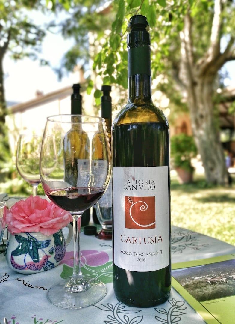 Fattoria San Vito Cartusia 2016