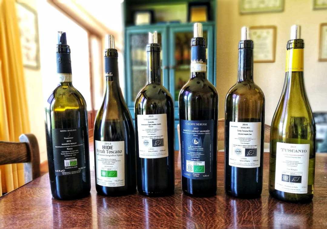 I grandi vini di Bulichella
