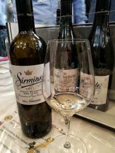 Pinot Bianco 2017 Nals Margreid al Merano Wine Festival 2018