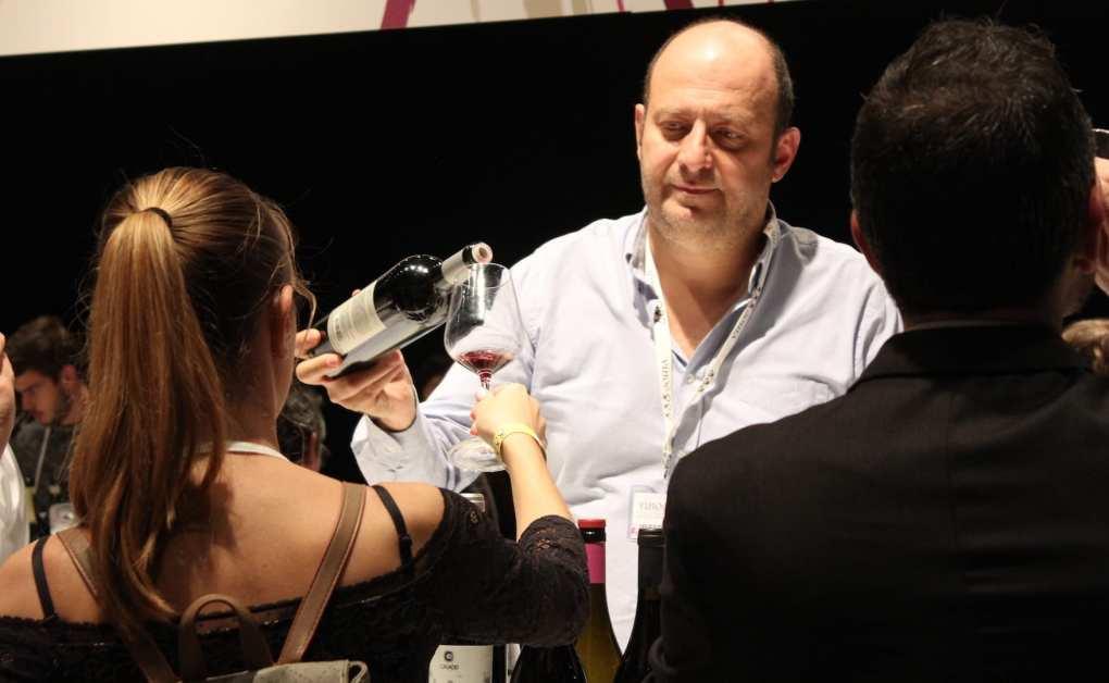 Gherardo di Casadei a Vinoè 2018