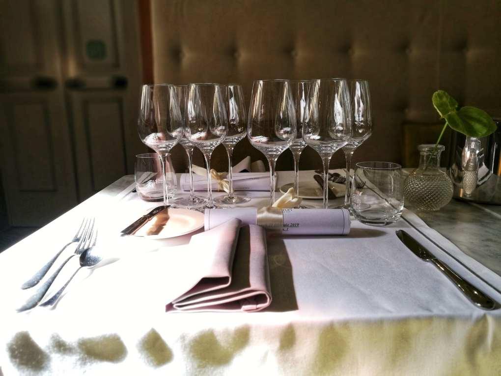 Pranzo Fornacelle al ristorante Savini Tartufi di Firenze
