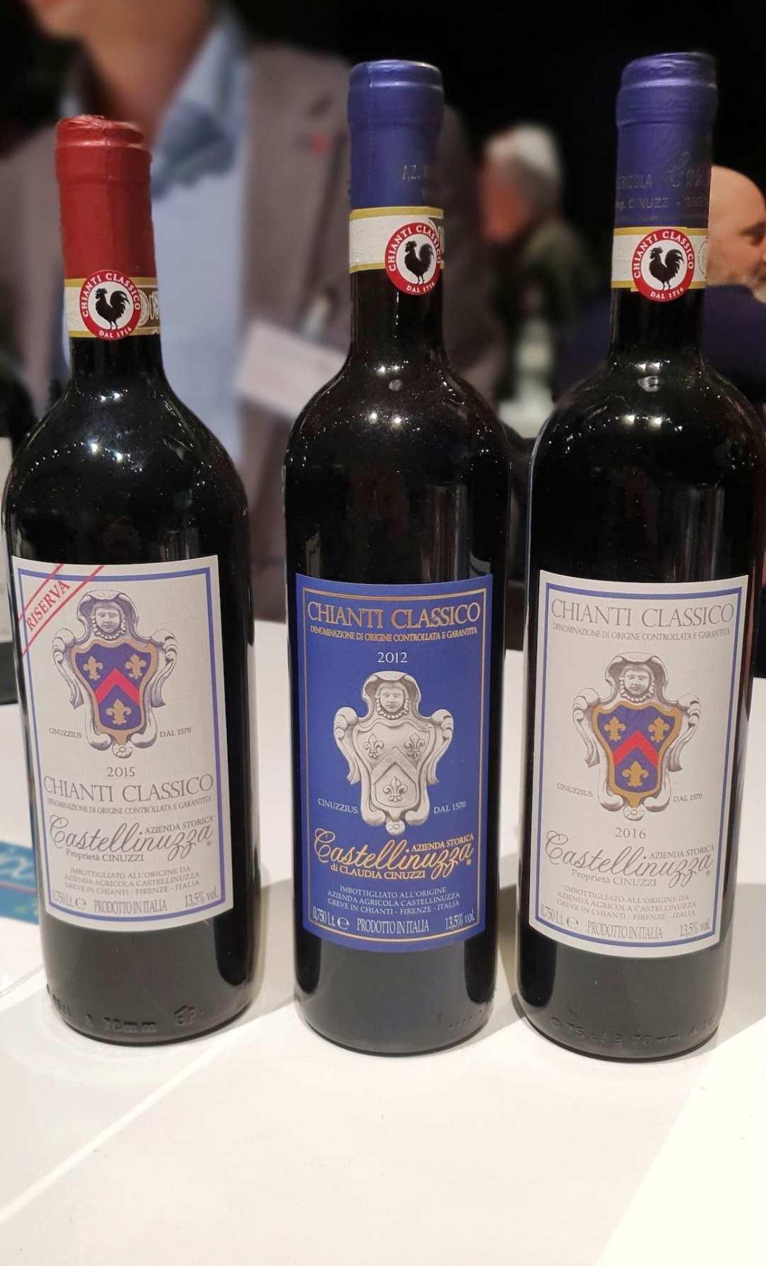 Castellinuzza e la tradizione del Sangiovese del Chianti Classico