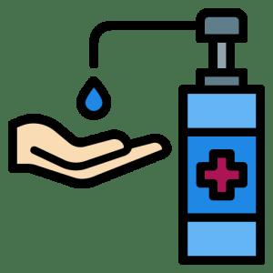 Čistiace a dezinfekčné prostriedky