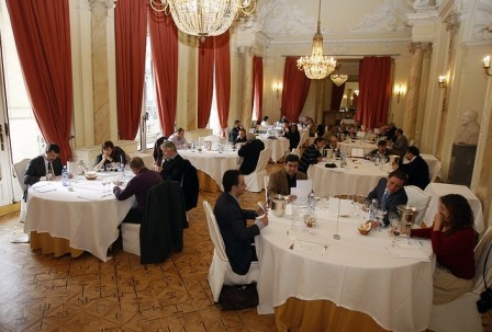 Concurso Iberwine 2010 en el Gran Casino de Madrid