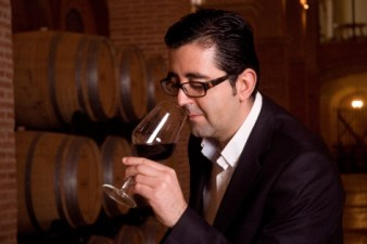 Joaquín Parra, director de Wine UP Consulting