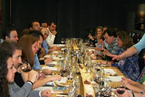 el Wine UP Tour en la pasada edición de La Coruña