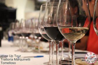 Wine UP Tour, Un paseo por los vinos.