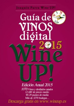 Guía de vinos y destilados Wine Up