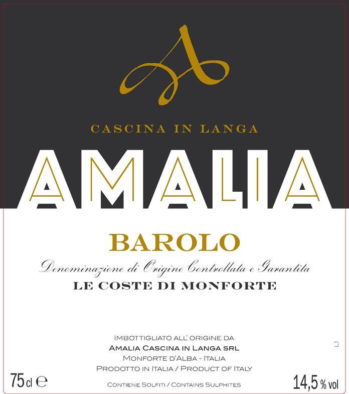 Barolo Le Coste di Monforte 2012